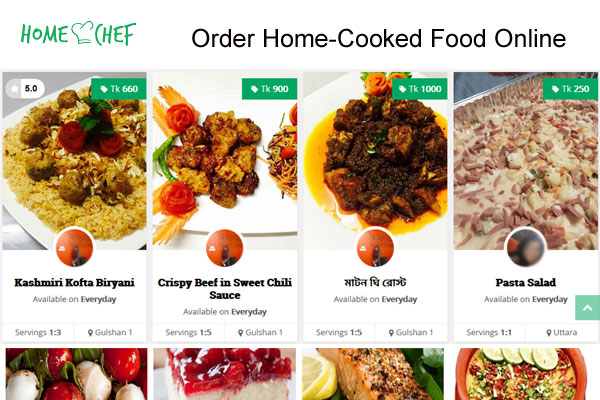 Online Food Delivery Service In Bangladesh