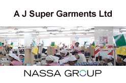 AJ Super Garments Ltd | Woven Ready-Made-Garment (RMG) Factory