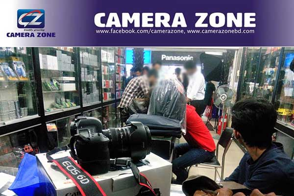 Camera Zone Bashundhara City