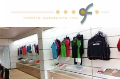 Fortis Garments Ltd