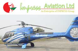 Impress Aviation Limited | Impress Helicopter Services