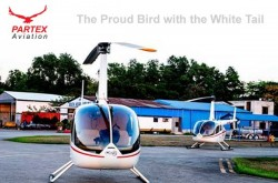 Partex Aviation Helicopter