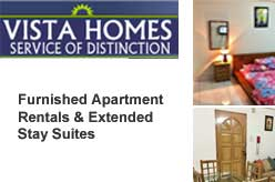 Vista Homes & Services | Serviced Apartments Dhaka