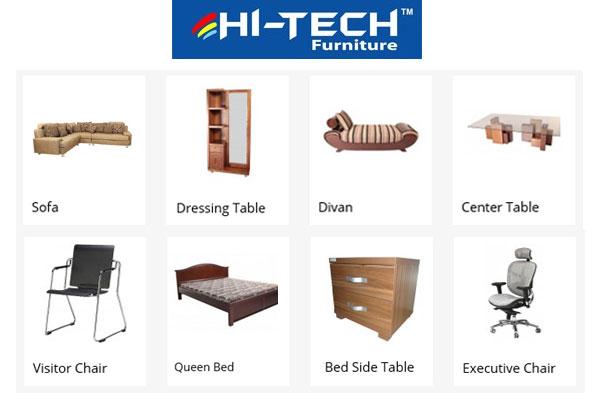 Hi Tech Furniture Imported Locally Made Furniture