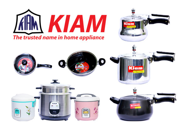 Kiam Kitchenware Made in Bangladesh