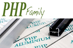 PHP Aluminum | PHP Family | PHP Aluminum Products