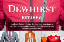 Dewhirst Group Ltd | Multinational Apparel Sourcing Company