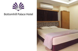 Bottomhill Palace Hotel - Dargah Gate, Sylhet 3100, Bangladesh