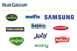Fair Group | National Distributor Samsung, Olitalia, molfix