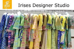 Irises Designer Studio - Women's Designer Clothing Showroom in Dhaka, Bangladesh