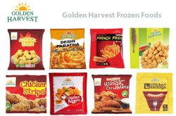 Golden Harvest Frozen Food