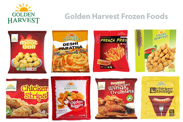 Golden Harvest - Agro, Foods, Dairy, Commodities, Logistics