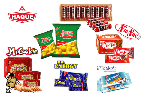 A. T. Haque Ltd - Haque Group of Industries