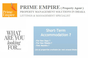 PRIME EMPIRE Property Agent Dhaka
