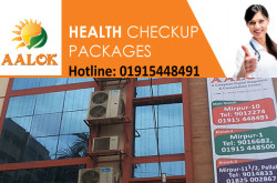 AALOK Health Care Ltd - Diagnostic & Consultation Centre