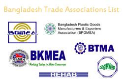 Bangladesh Trade Associations List