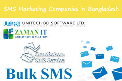 Bangladesh SMS Marketing Companies List