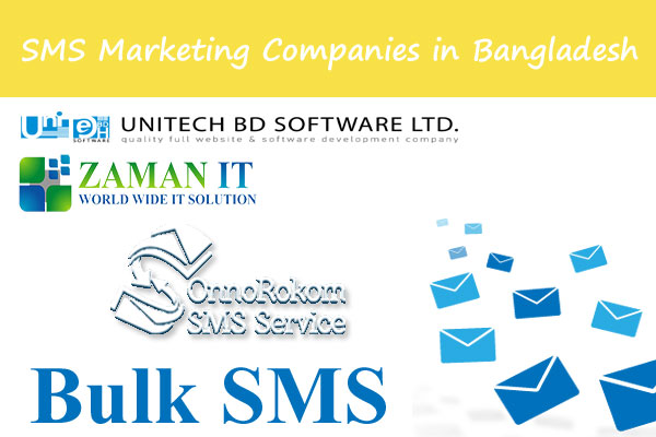 SMS Marketing Companies in Bangladesh