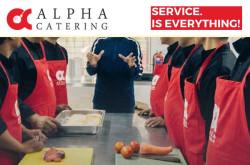 Alpha-Catering Dhaka Bangladesh