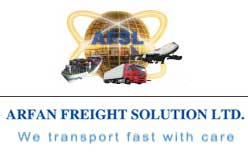 Arfan Freight Solution