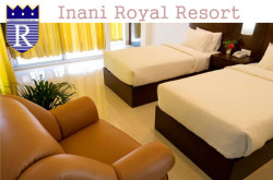 Inani Royal Resort Ltd - Cox's Bazar