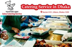 Salsa Catering Service Dhaka