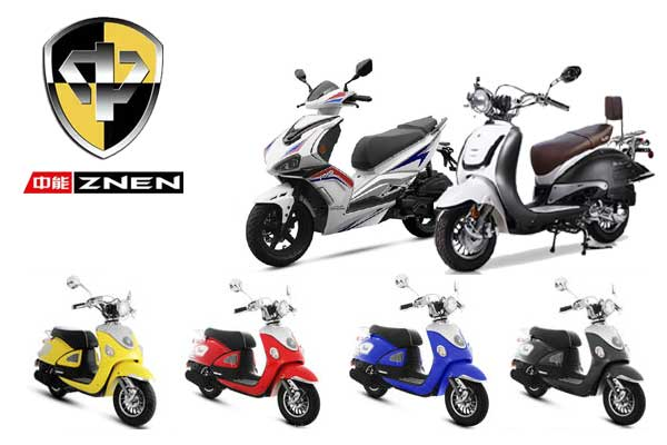 ZNEN Scooter