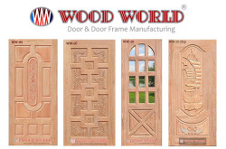Wood World - Wooden Door Manufacturing Company in Bangladesh