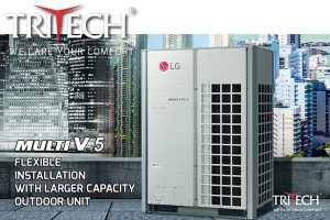 LG MULTI V 5 single outdoor unit