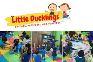 The Little Ducklings