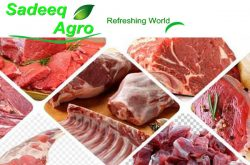 Sadeeq Agro cow meat